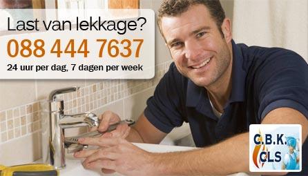 Lekkage service Hilversum
