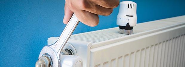 waterlekkage radiator verhelpen